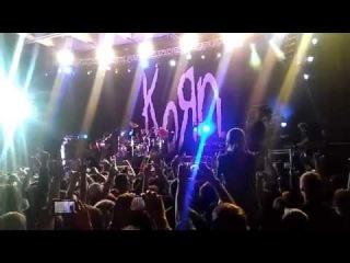 концерт KORN & SOULFLY в Новосибирске #korn #soulfly part.2