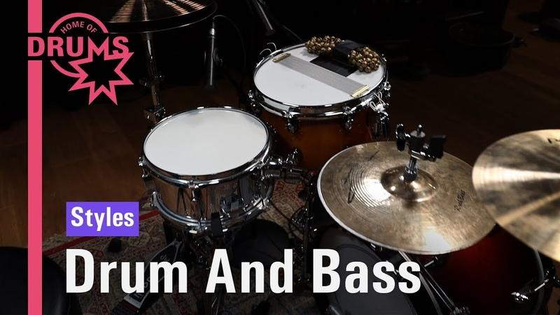 Drum Styles Drum 'n' Bass Home of Drums смотреть онлайн без регистрации