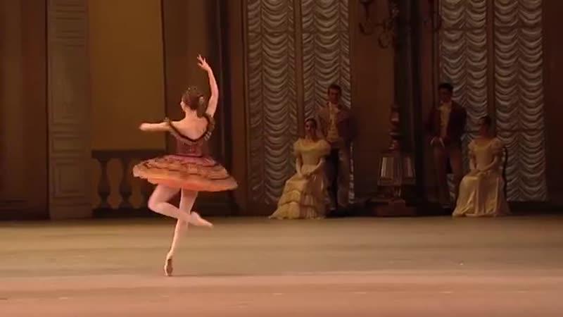Н Черепнин вариации из балета Павильон Армиды