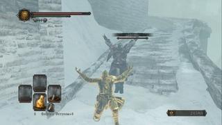 Прохождение Dark Souls 2 (Эпизод 4) Berserko-Gachi-Solid