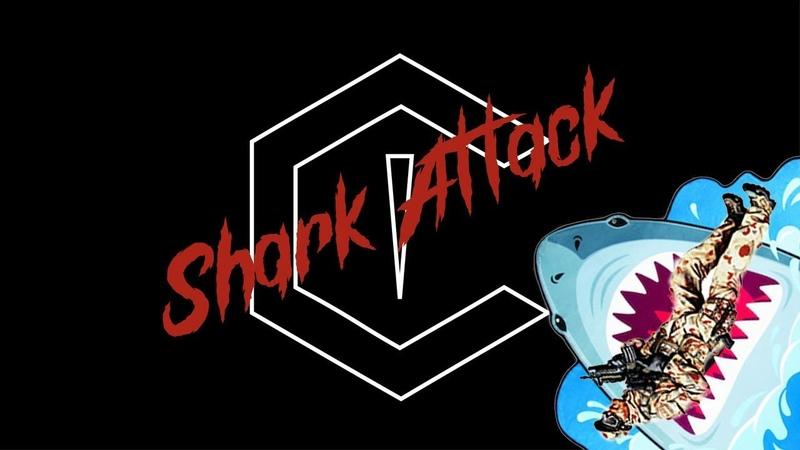 SYB Shorty: Shark Attack