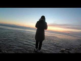 Береги свою птицу - казачья бухта на закате  (Крым, Севастополь)