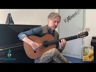 Livio Gianola: Studio n°23 - Classic and flamenco guitar lessons