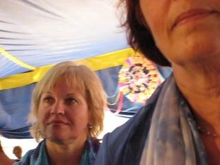 "Е.М.Чайтанья Чандра Чаран Прабху 2007г фестиваль""Садху-санга"" в Кринице ."