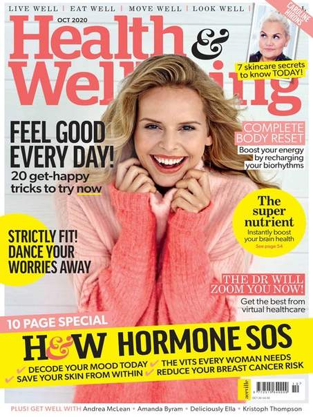 Health & Wellbeing 10.2020