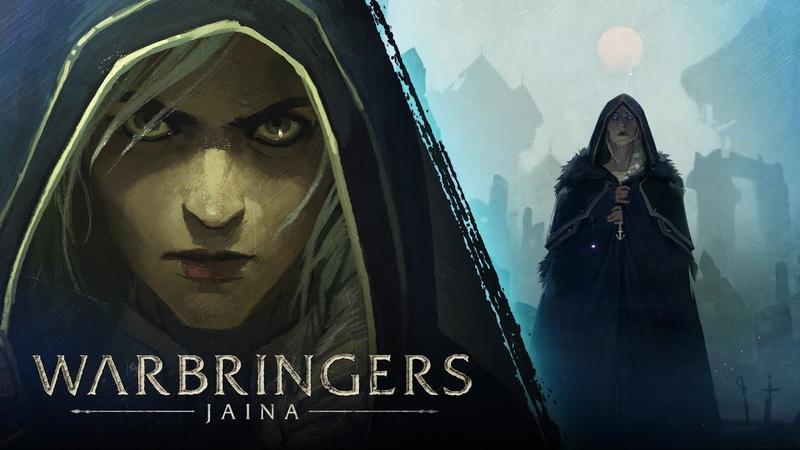 Warbringers Jaina