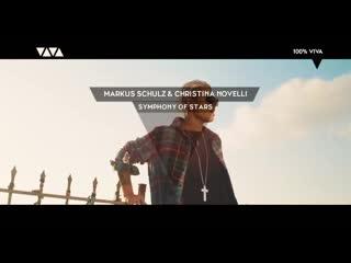 Markus Schulz & Christina Novelli - Symphony Of Stars (VIVA TV)