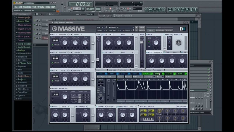 How to Make Wip Woop Synths like Knife Party Tantrum Desire
