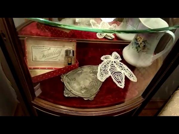 музей Боратынского Камерная выставка Дамское счастье часть 2