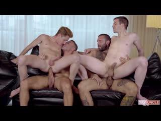 [SayUncle]Markus Kage, Jake Hill, Thyle Knoxx & Manuel Skye