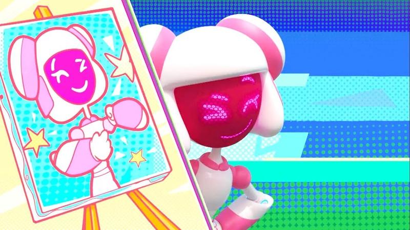 Мультфильм для мальчиков Ник изобретатель Совершенный робот Ро