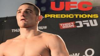 UFC Fight Night: Hall vs. Strickland (Full Card Predictions)