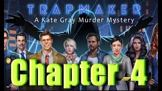 Adventure Escape Mysteries TRAPMAKER Chapter 4