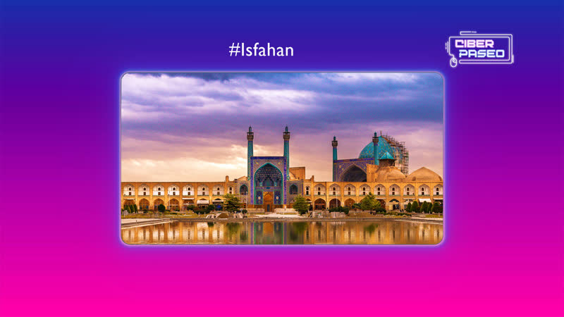 Isfahán La mitad del mundo
