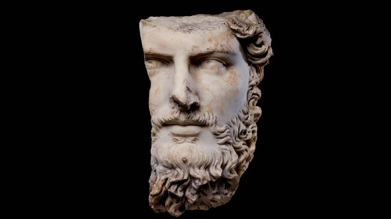 Сокровища Древнего Рима / Treasures of Ancient Rome (1) Без прикрас (2012) Тим Данн (док. сериал, история искусств, BBC) HD 720
