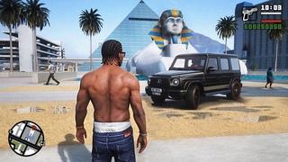 😱Я Перенес GTA San Andreas в GTA 5 и вот что получилось...