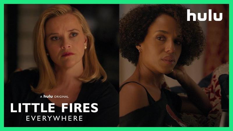 Little Fires Everywhere Date Announcement Official • A Hulu Original