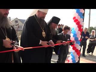 Сердобск ТВ - Открытие духовно-просветительского центра