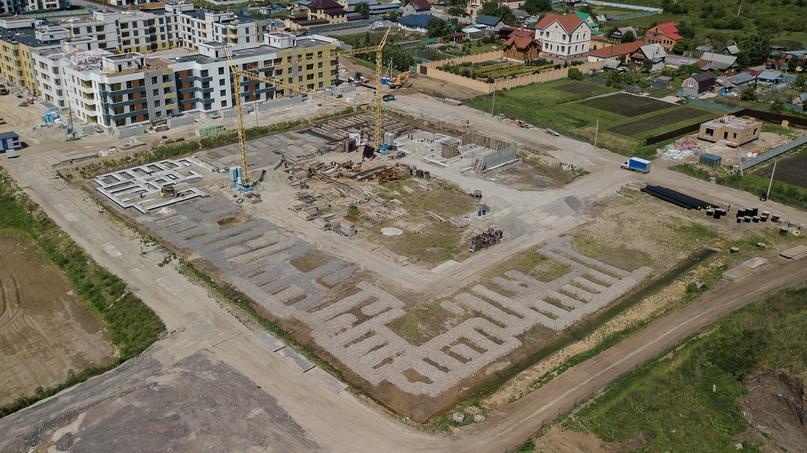 Отчет о ходе строительства ЖК «Ожогино» июнь 2020, изображение №16