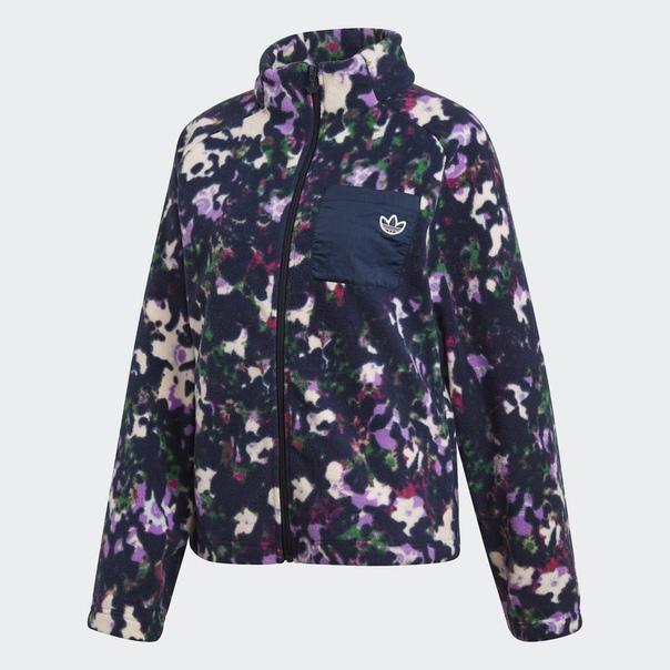 Флисовая куртка image 5