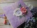 Свадебный альбом / Скрапбукинг /Wedding album / Scrapbooking