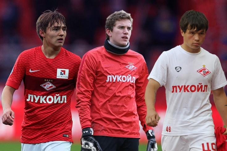 Денис Давыдов, Антон Митрюшкин и Александр Козлов