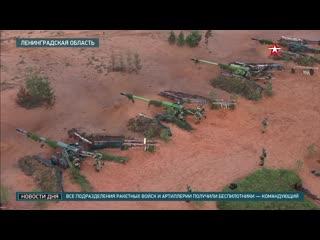 В России отмечают День ракетных войск и артиллерии