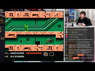 NES Advantage Challenge Teenage Mutant Ninja Turtles_0003