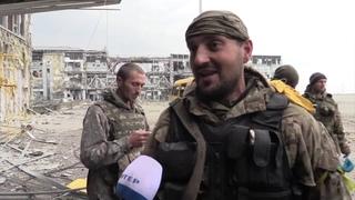 Штурм Донецкого Аэропорта 27- 28 сентября 2014 года