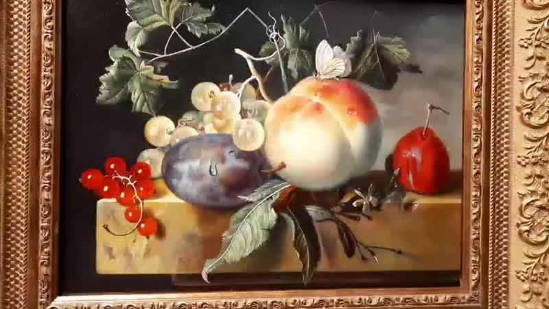 фруктовый натюрморт Яна Ван Хейсума (копия)