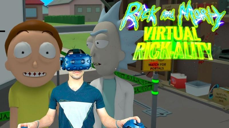 Я ВСЕ ПОНЯЛ И ВО ВСЕМ РАЗОБРАЛСЯ ► Rick and Morty Virtual Rick ality 2