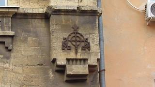 Морг, труба крематория, фрактальные антенны и античные арки в горбольнице №4 Одессы.