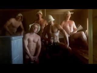 Стас Костюшкин в бане - мальшишник