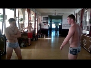 Inside Russian Army: The Great Dancing Battle