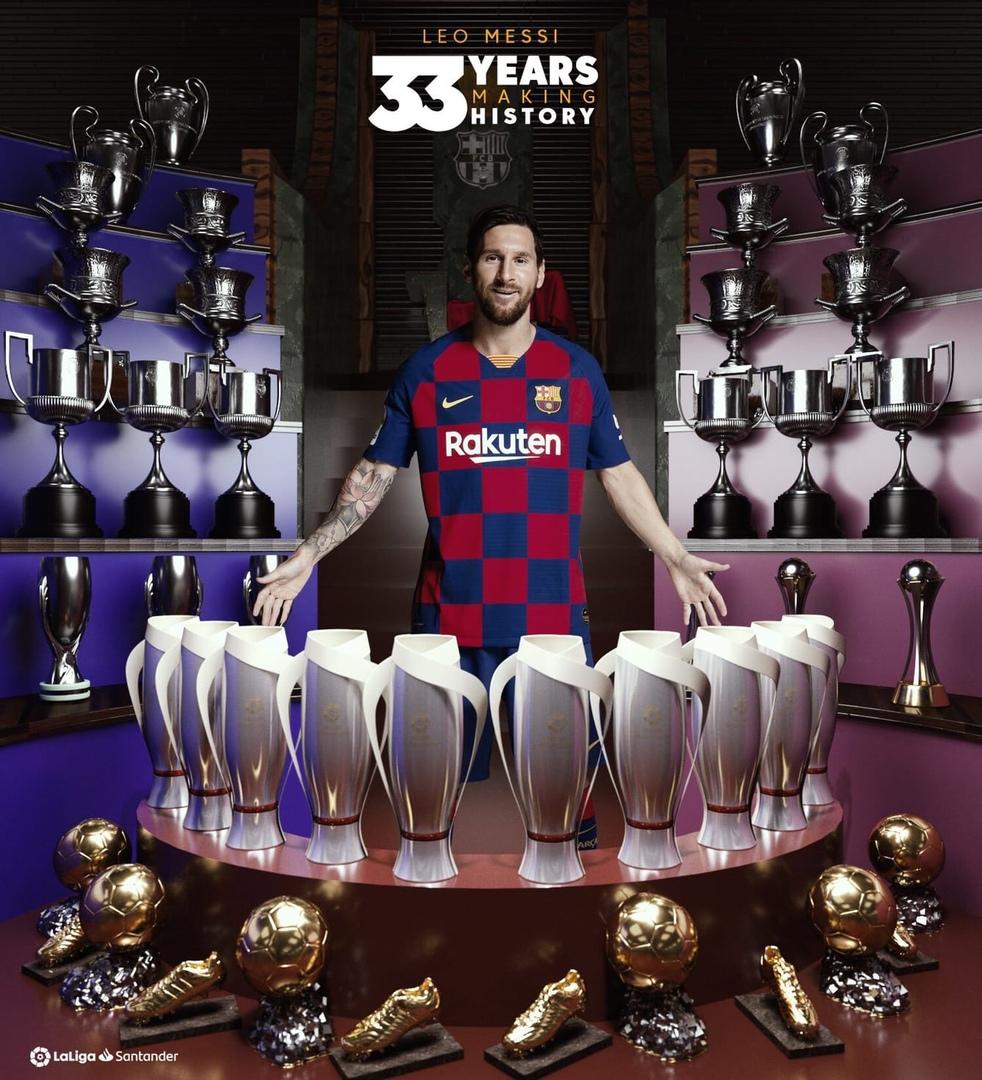 Lionel Messi hayotidan 10 ta qiziqarli fakt