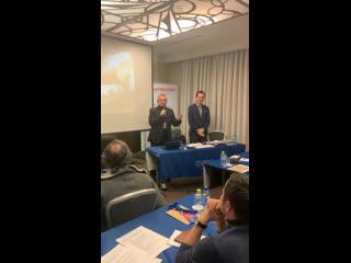 Заключительное выступление профессора д.м.н. Васильева Алексея Викторовича на курсе А. Зограбяна и И. Шаронова