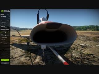 Секрет f-100 super sabre