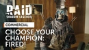 RAID: Shadow Legends | Choose Your Champion | Fired! (Official Commercial)