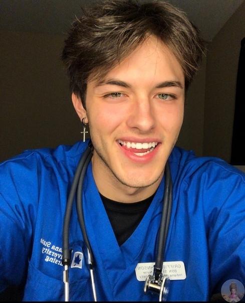 griff_johnson медик из Канады, к которому так и хочется попасть на прием