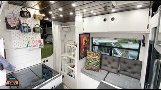 4 Season Dodge Promaster Camper Van W/ Shower & Toilet