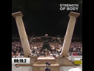 Самый сильный человек в мире 2019 - новый мировой рекорд