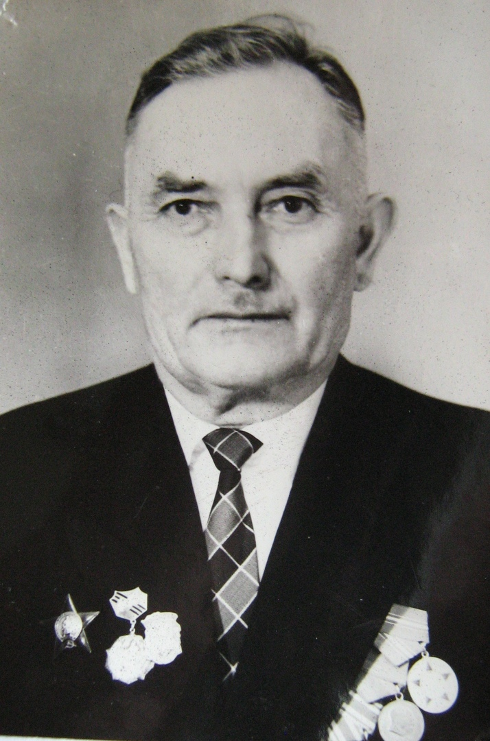 Пустовойтов Иван Рафаилович