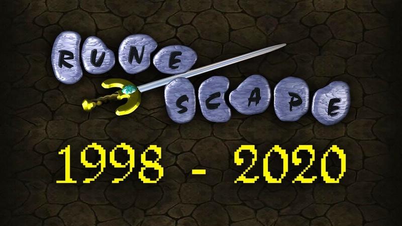 RuneScape Historical Timeline 1998 2020