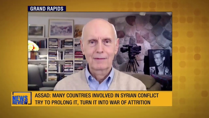 Syrian president slams Europe as main player in creating chaos in country