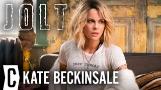 Kate Beckinsale on Her Action-Comedy Jolt and Having a Cat That Loves to Be Dressed Up