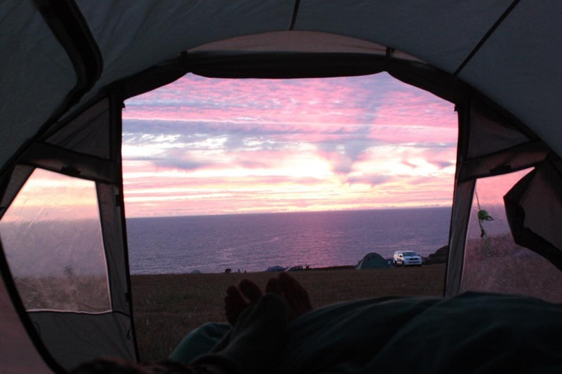 Отдых на Черном море дикарем в палатках: экипировка, что необходимо знать, быт и советы, изображение №7