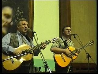 Виктор Берковский, Дмитрий Богданов. . Биофак МГУ.2 отделение