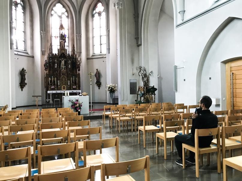 Церковь святого Фридолина в Руггелле