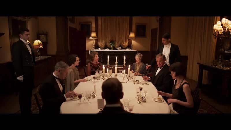 Аббатство Даунтон Downton Abbey 2019 HD Трейлер на английском