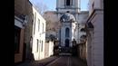 Walk around Saint Anne's Church, Limehouse, East London.